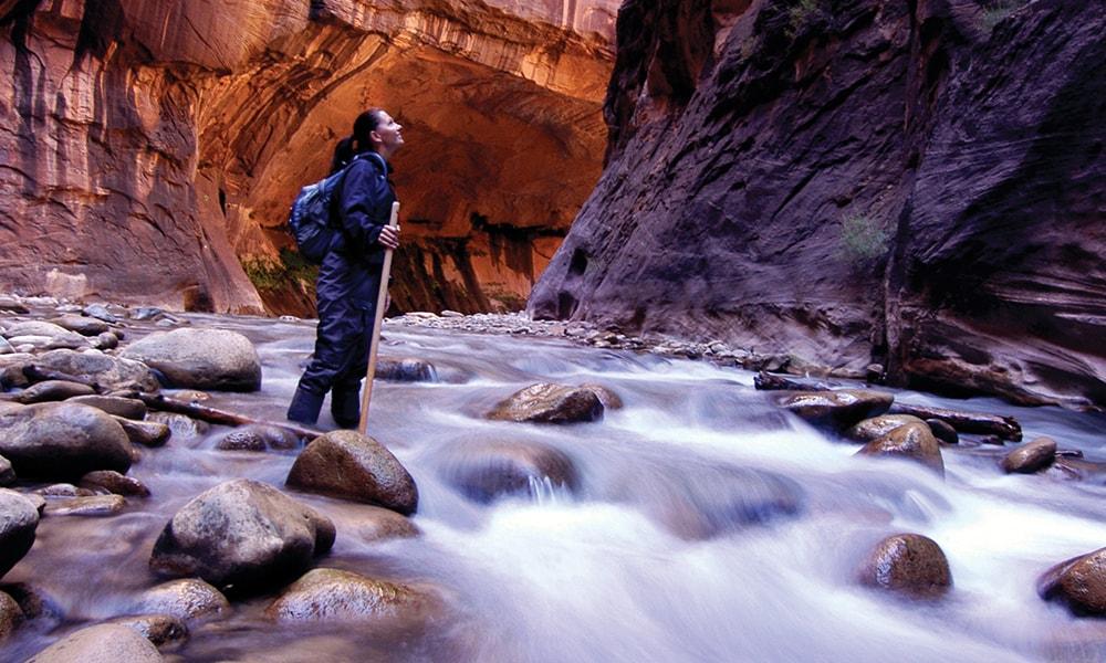 The Narrows, Zion National Park 5 - Visit Utah