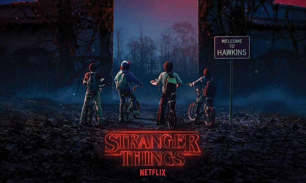 Stranger Things - © 2018 Universal Orlando Resort