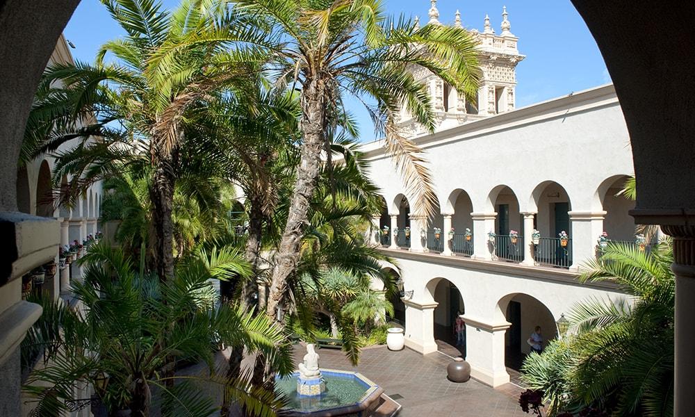 San Diego 5 - Andreas Hub via Visit California