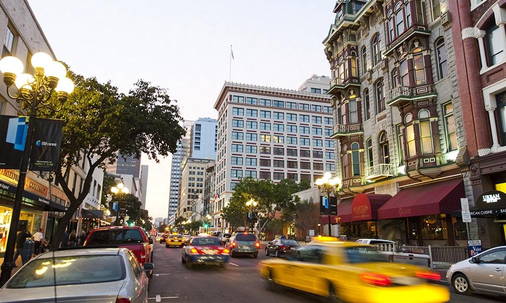 San Diego 8 - Andreas Hub via Visit California