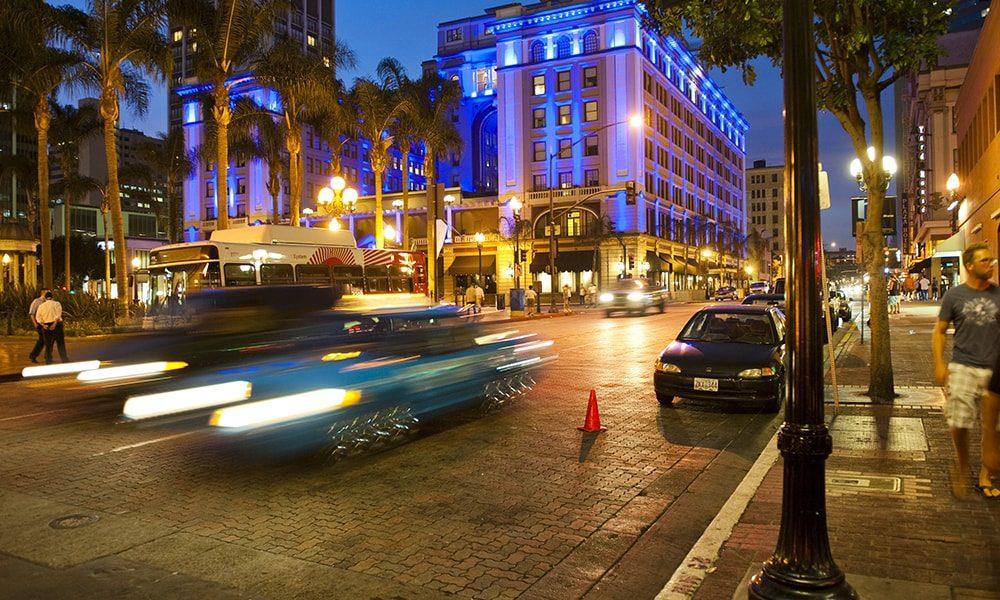 San Diego 9 - Andreas Hub via Visit California