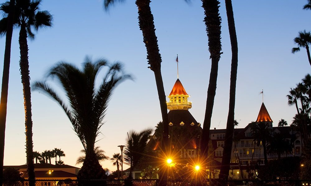 San Diego - Andreas Hub via Visit California
