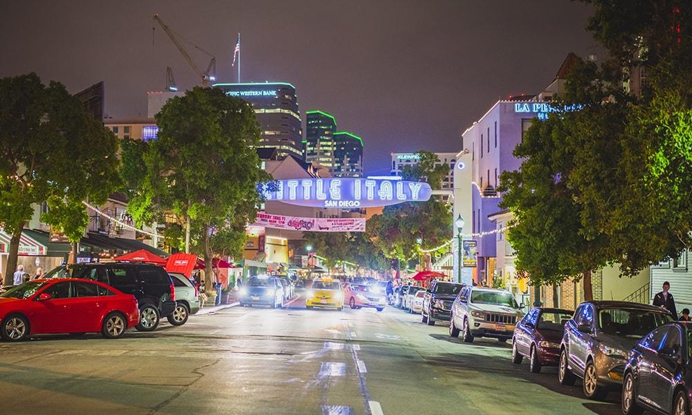 San Diego - David Collier via Visit California