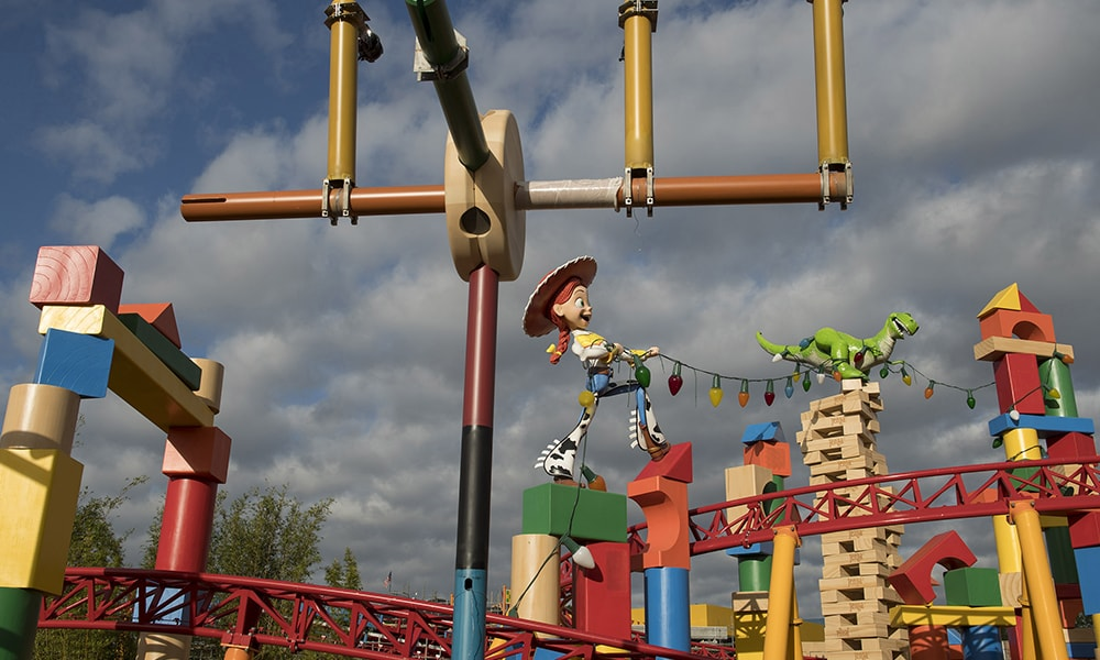Toy Story Land, Disney's Hollywood Studios - David Roark via WDW News