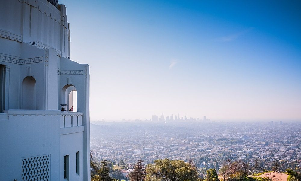 Los Angeles- Unsplash