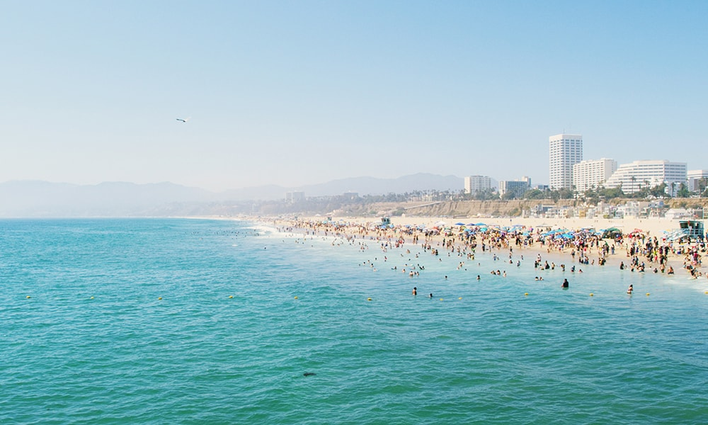Los Angeles vliegtickets