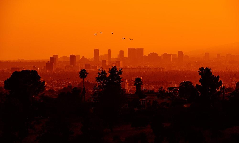 Los Angeles weer