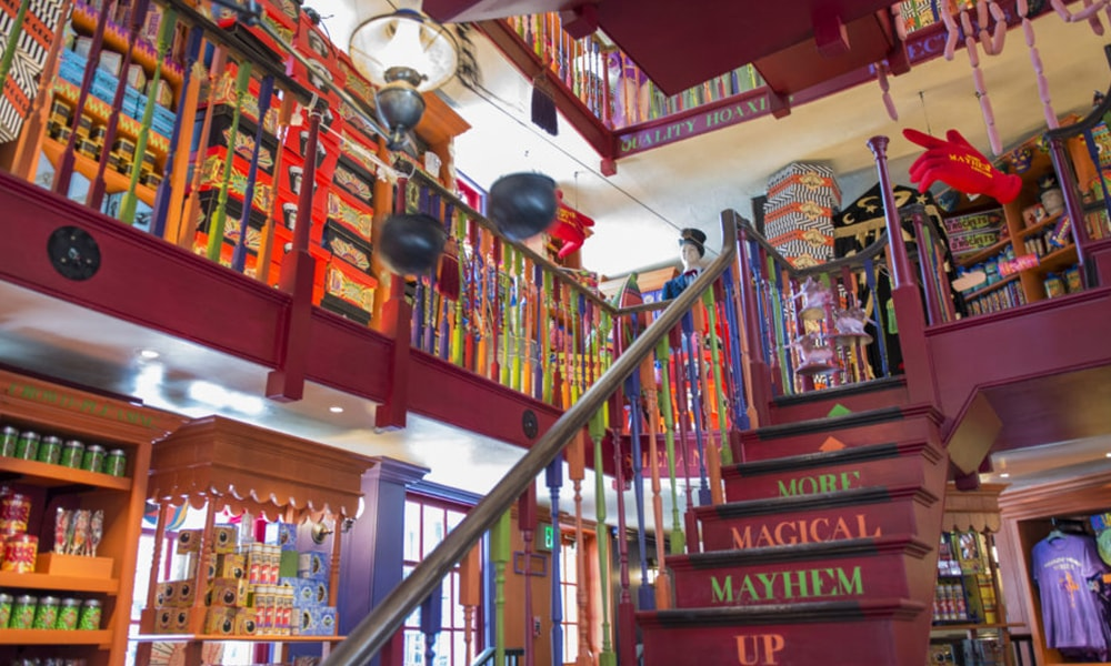 The Wizarding World Of Harry Potter, Universal Orlando Resort 11 - Universal Orlando Media