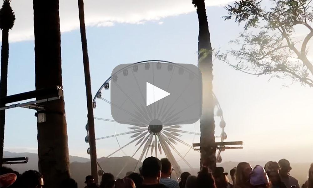 Coachella - Lara Hensen