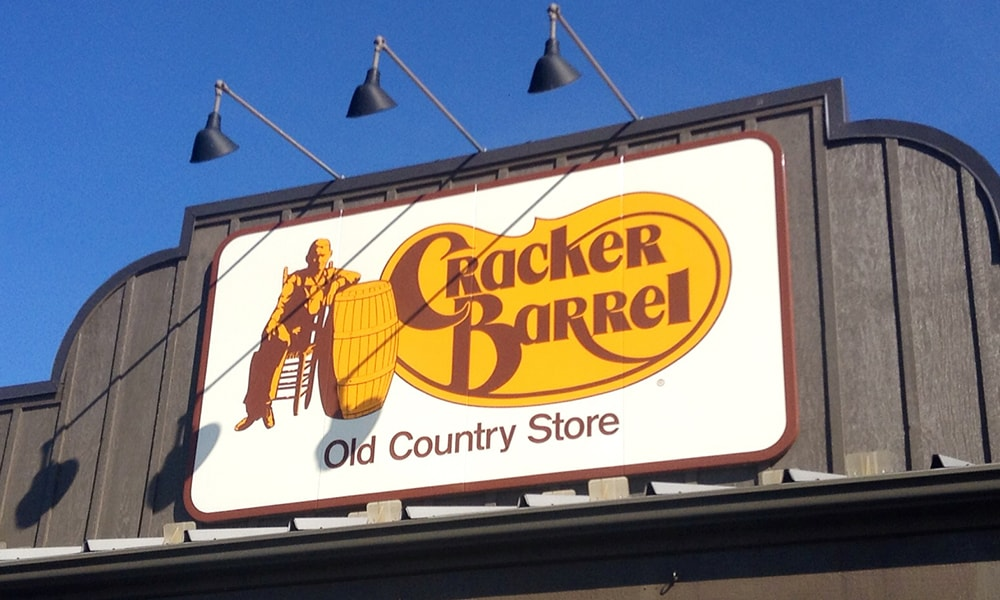 Cracker Barrel - Mike Mozart