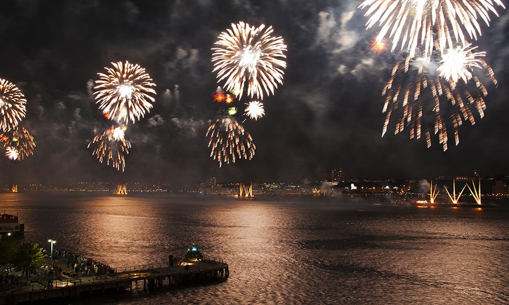Independence Day - Phil Kline via NYC & Company