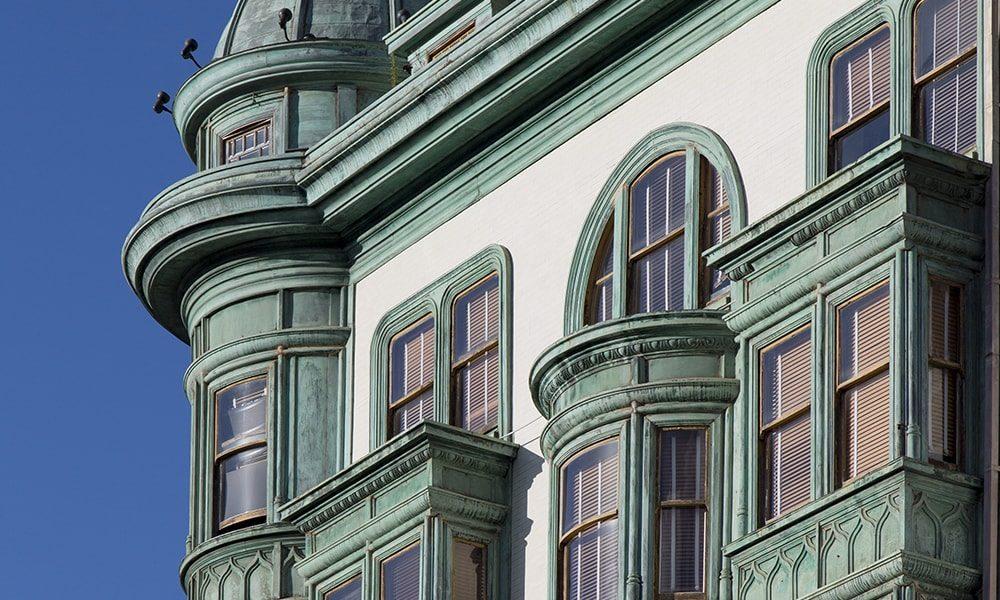 Jackson Square Historic District - Carol Highsmith via Visit California