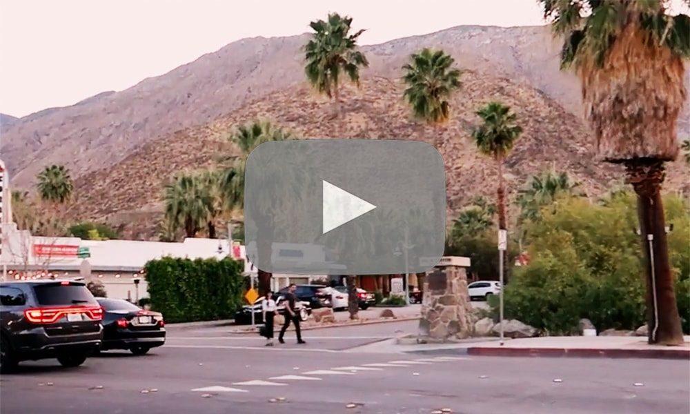 Palm Springs - Lara Hensen