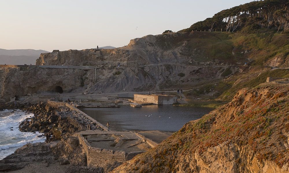 Sutro Baths - Carol Highsmith via Visit California