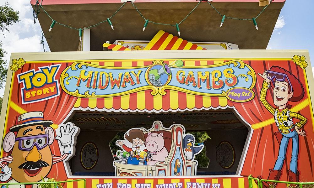 Toy Story Land, Disney's Hollywood Studios 2 - Matt Stroshane