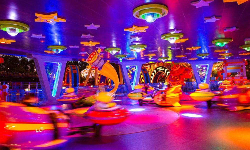 Toy Story Land, Disney's Hollywood Studios 3 - David Roark