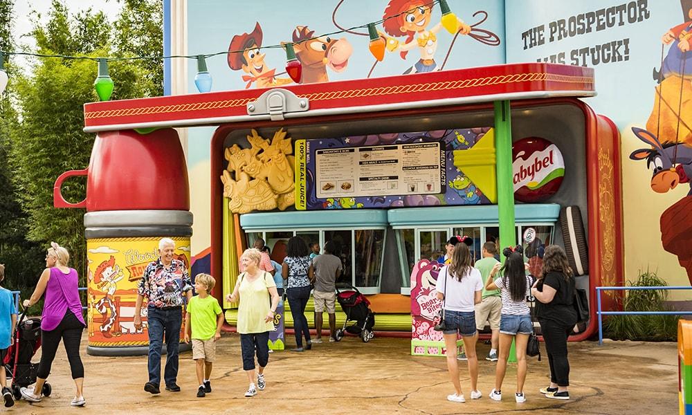 Toy Story Land, Disney's Hollywood Studios 3 - Matt Stroshane