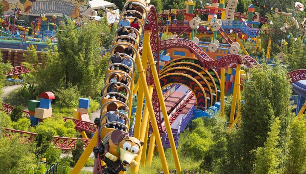 Toy Story Land, Disney's Hollywood Studios 4 - David Roark