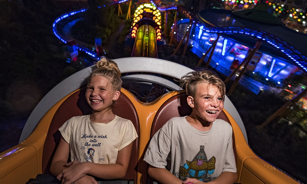 Toy Story Land, Disney's Hollywood Studios 4 - Matt Stroshane