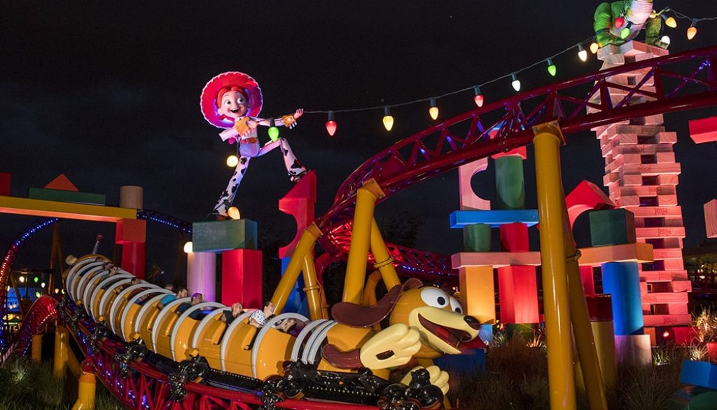 Toy Story Land, Disney's Hollywood Studios - David Roark