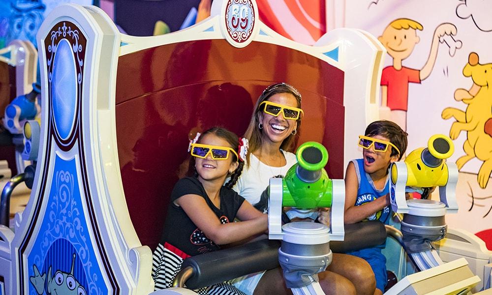Toy Story Land, Disney's Hollywood Studios - Matt Stroshane