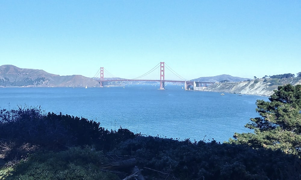 Land's End Trail - Kevin Lux via Leven In SF