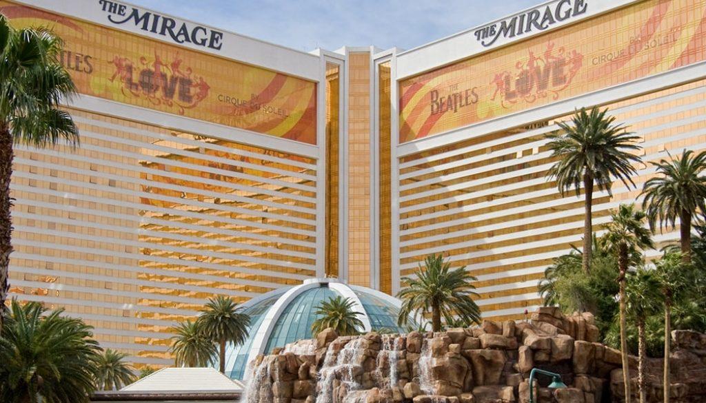 The Mirage - Ryan Jerz via Travel Nevada