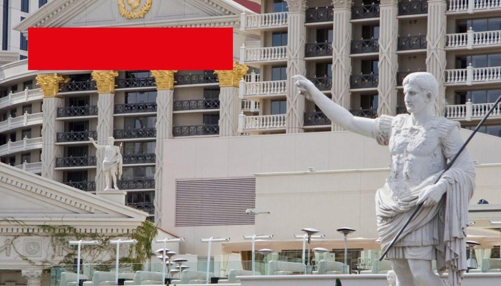 Caesars Palace - Ryan Jerz via Travel Nevada