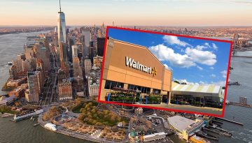New York City Walmart - Mike Mozart