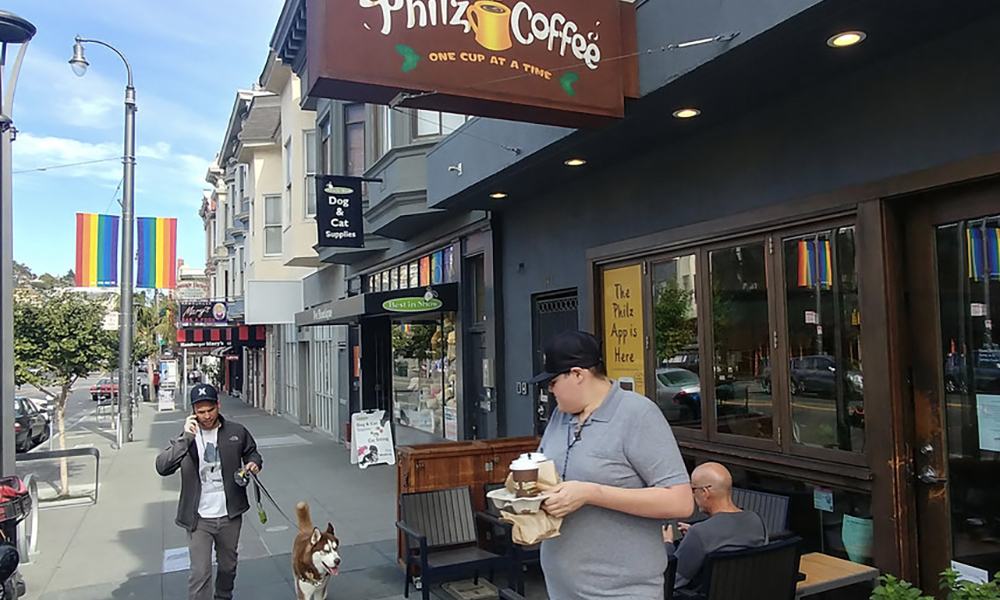 Philz Coffee - Kevin Lux via Leven In SF