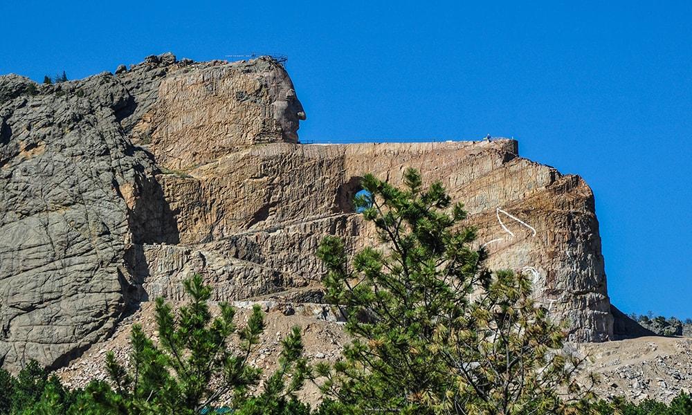 Crazy Horse Memorial 3 - Anneloes Keunen via Amerika Only