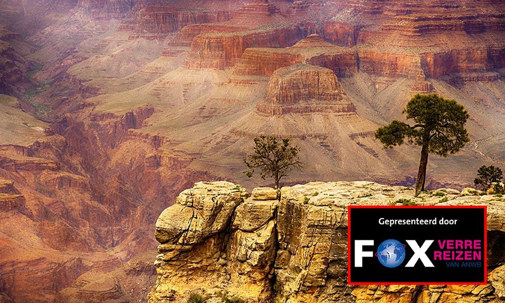 Grand Canyon National Park + FOX, Verre Reizen van ANWB