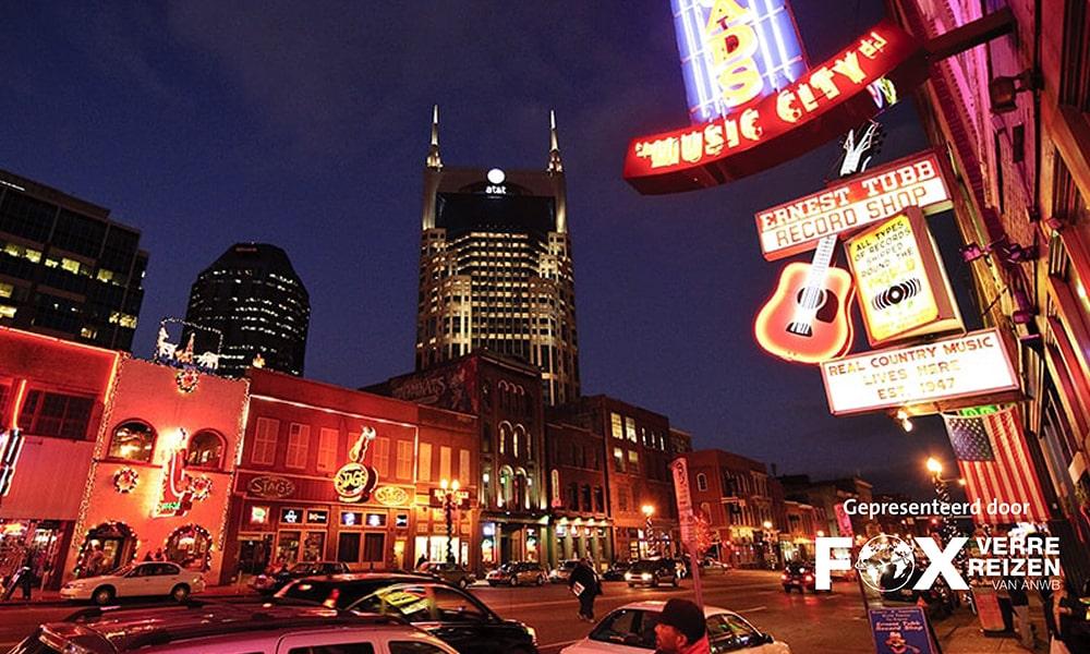 Nashville FOX, Verre Reizen van ANWB