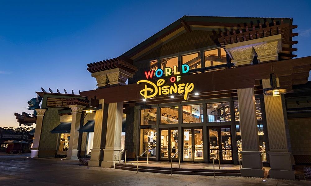 World Of Disney - Matt Stroshane via WDW News