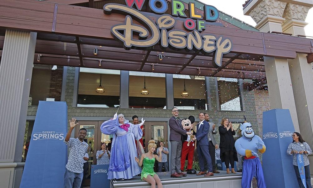 World Of Disney - WDW News