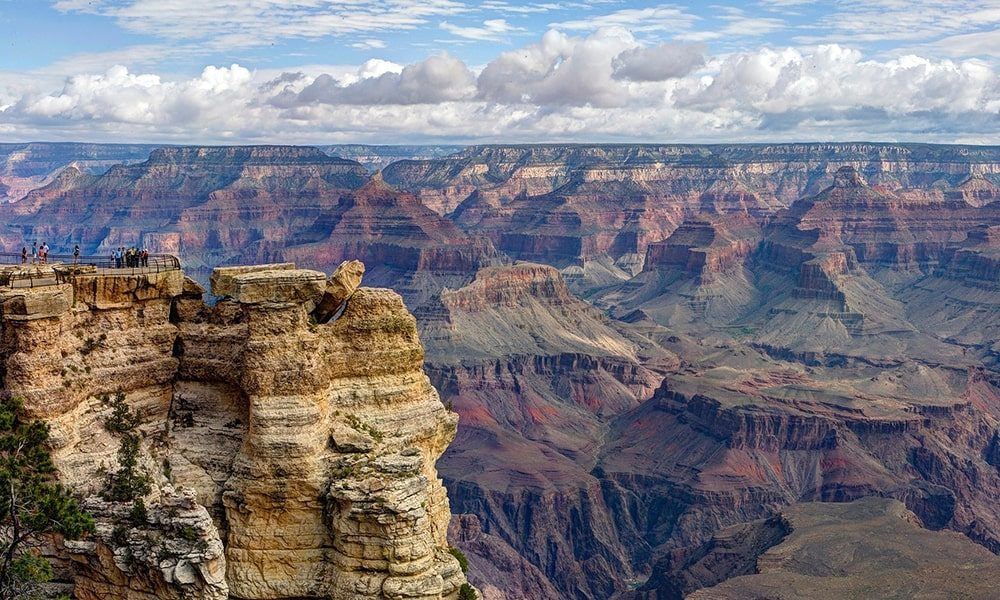 Grand Canyon National Park - Pixabay-min