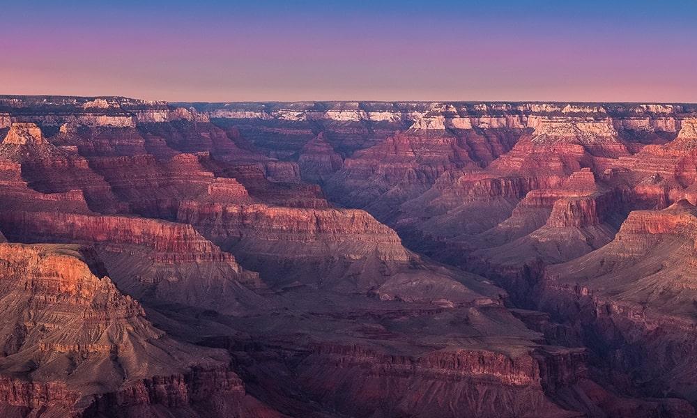 Grand Canyon wandelen