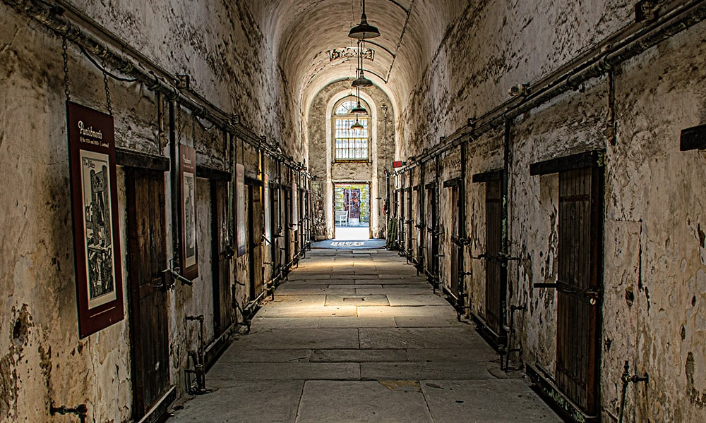 Eastern State Penitentiary - Pixabay