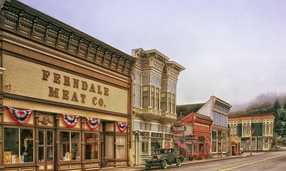 Ferndale - Pixabay