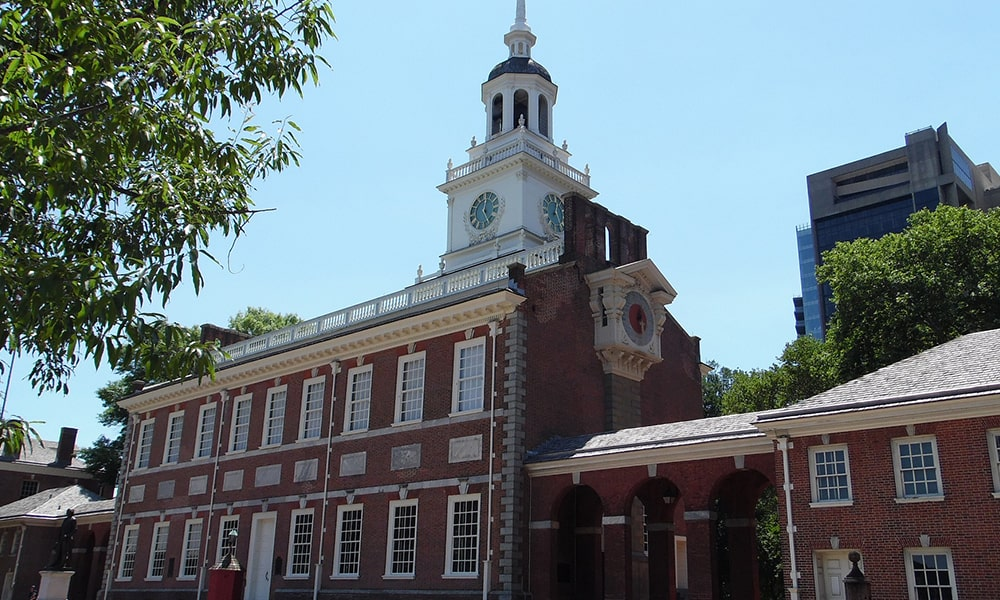 Independence Hall - Pixabay
