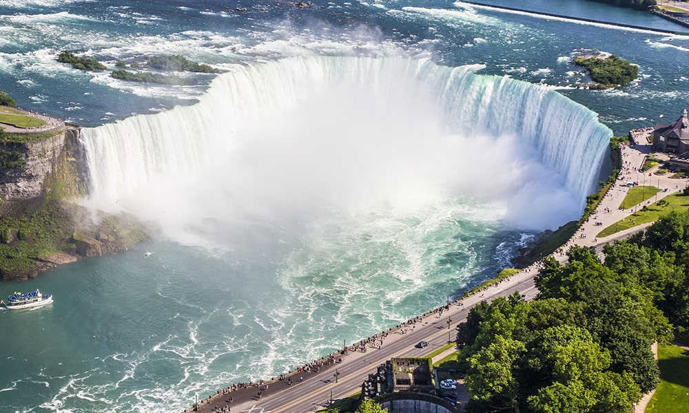 Niagara Falls 2 - Pixabay
