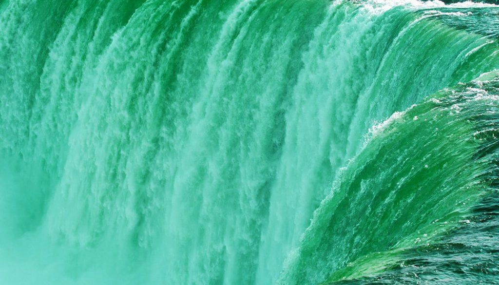 Niagara Falls Groen