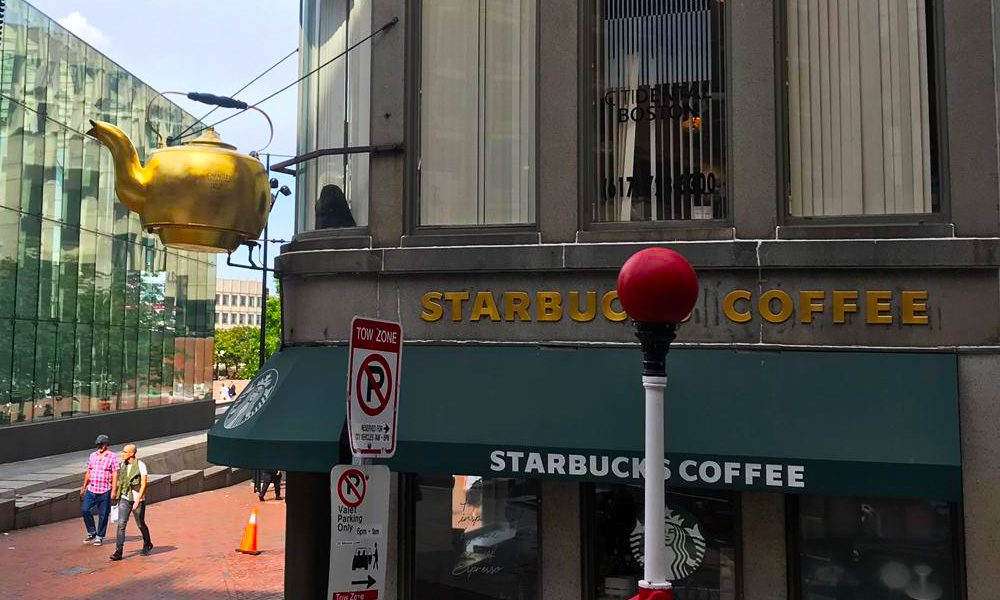 Boston - Jeroen Meester via Amerika Only