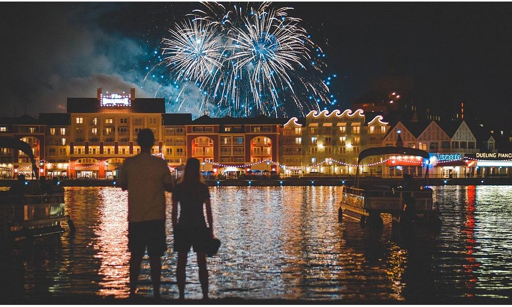 Disney's BoardWalk Inn - Pixabay-min