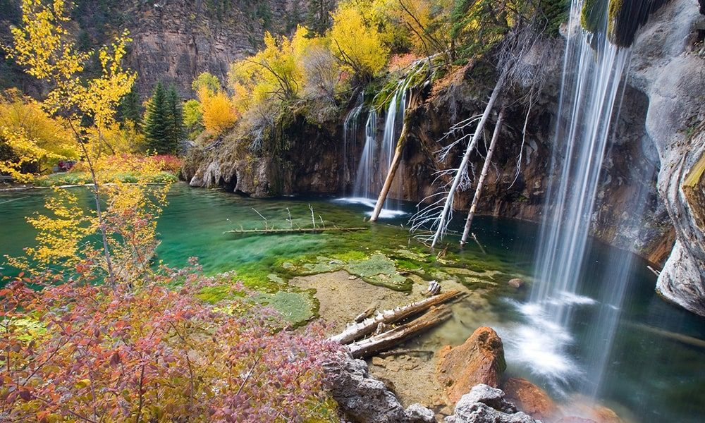 Hanging Lake 2 - Pixabay