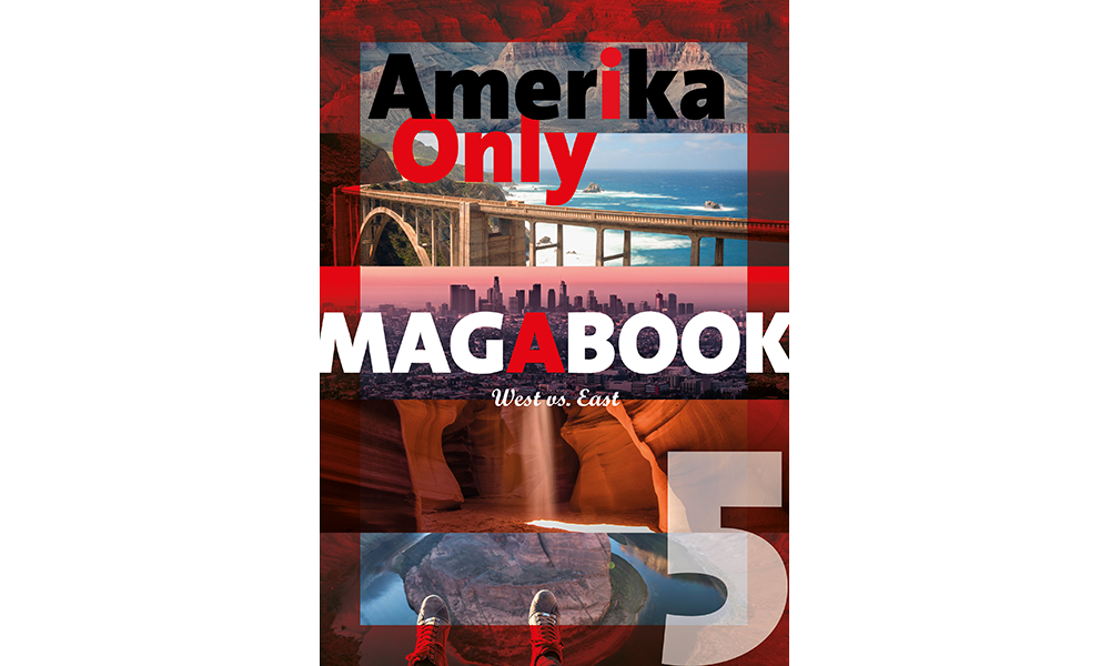 Amerika Only Magabook 5