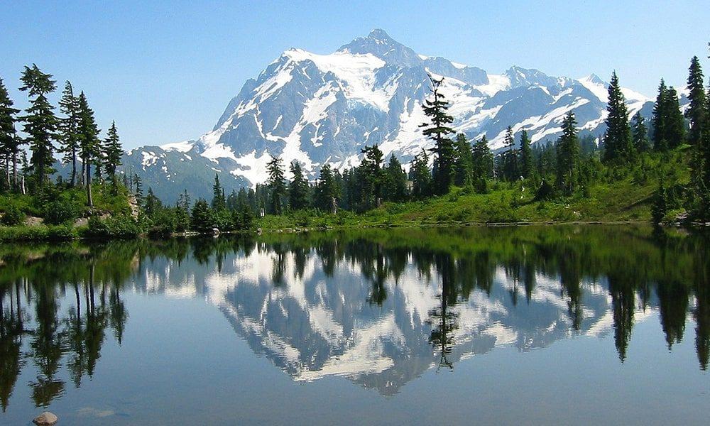 North Cascades National Park Complex - Pixabay