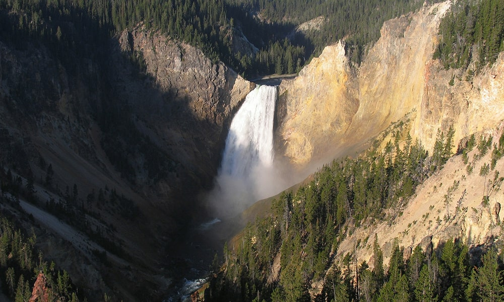 Yellowstone National Park - Pixabay