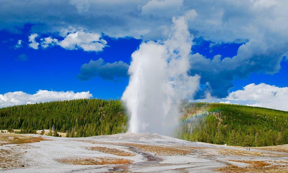 Yellowstone National Park - Pixabay