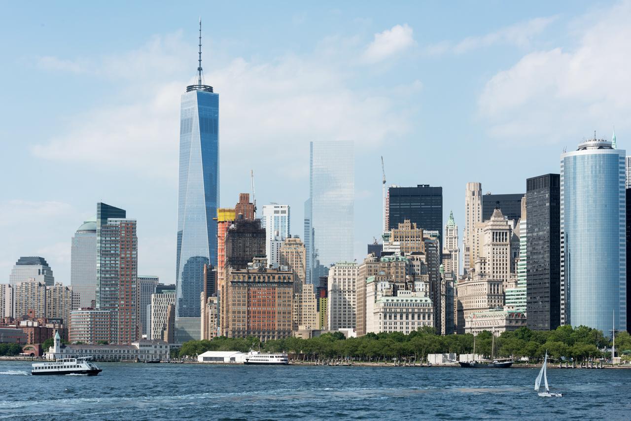 Belangrijke Gebouwen New York.De 9 Meest Toonaangevende Wolkenkrabbers Van New York Amerika Only